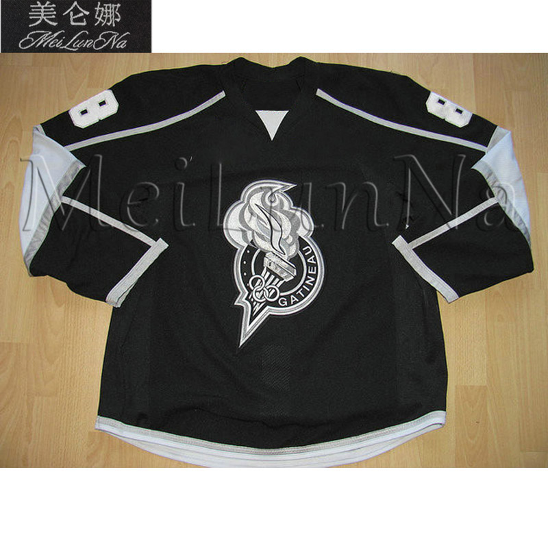MeiLunNa Customize Q Hull Gatineau Olympiques Hockey Jerseys Claude Giroux Home Road Sewn On Any Name NO. SizeMeiLunNa Customize Q Hull Gatineau Olympiques Hockey Jerseys Claude Giroux Home Road Sewn On Any Name NO. Size