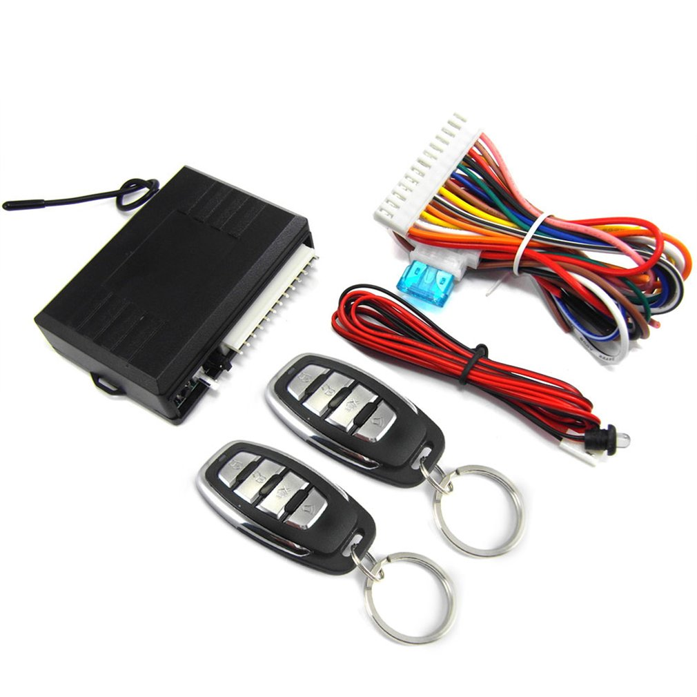 Auto Electronic PartsAnti-theft Device Central Lock Dart Hawk Alarm Automatic Car Control System M616-8152