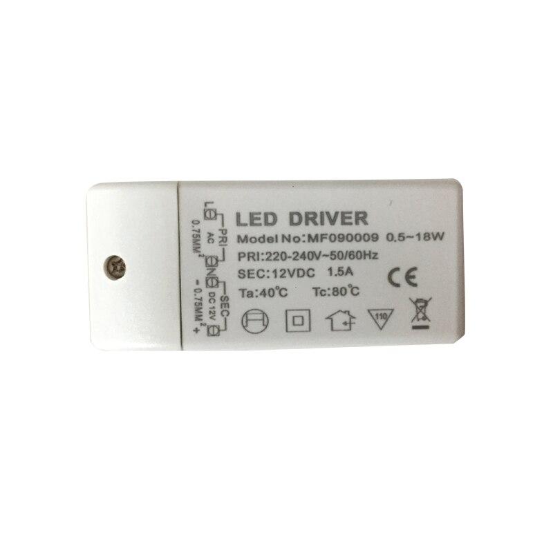 LED Driver Transformer for LED Lighting 12 v LED Converter 12W