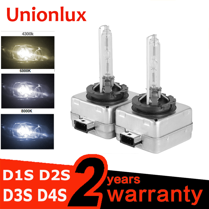 2pcs D1S D2S D3S <font><b>D4S</b></font> 4300K <font><b>6000K</b></font> 8000K HID Bulbs HID xenon Headlight Blubs for Auto Replacement HID Conversion Kit image