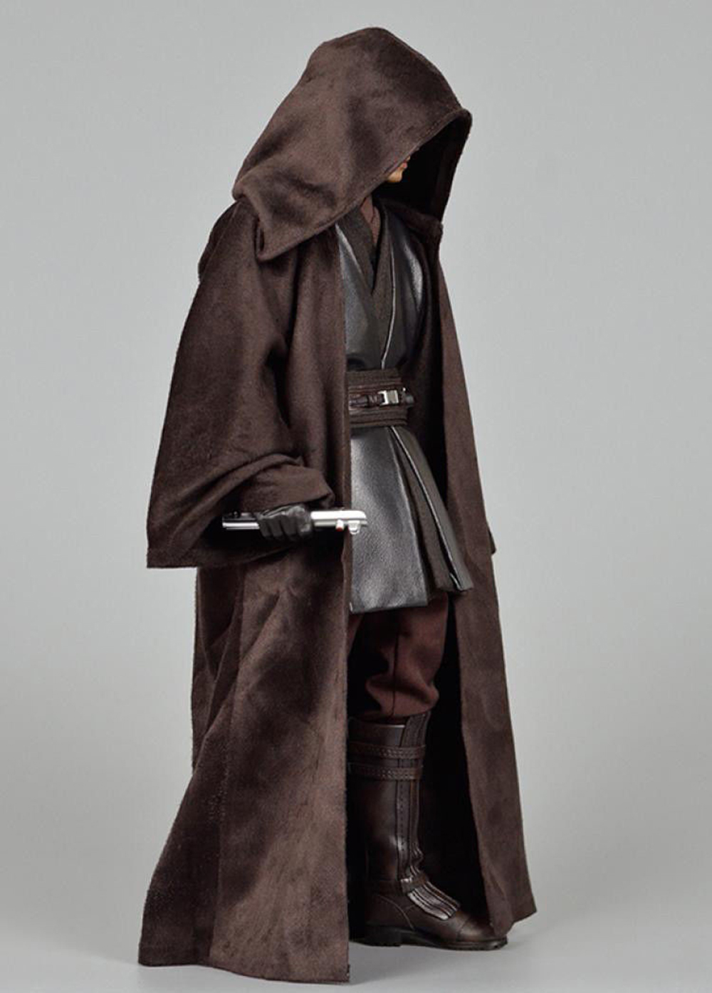 """SCALA 1//6 Guerre Stellari Leia Organa solo mantello modello per 12/"""" Action Figure"""