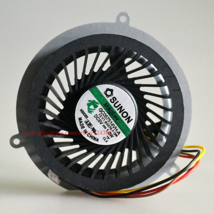 Cooling fan for LENOVO Y470 Y470N Y470P Y471A cpu fan 5V 2W 100% Brand new Y470 Y470N laptop cpu cooling fan cooler good quality new original cpu cooling fan for asus k550d k550dp dc brushless cpu cooler radiators laptop notebook cooling fan ksb0705ha cm1c