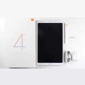 "Image 4 - מקורי שיאו mi mi כרית 4 בתוספת מחשב Tablet 10.1 ""8620 mAh Snapdragon 660 אוקטה Core 1920x1200 13MP + 5MP מצלמת 4G טבליות אנדרואיד mi כרית 4"