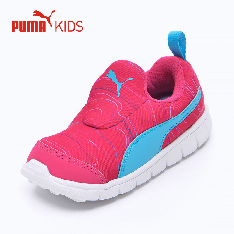 PUMA BAO Lightweight Men Running Sport Shoe Kids Slip On Rubber Soft Unisex Casaul Sneakers Toddler Brand Shoes