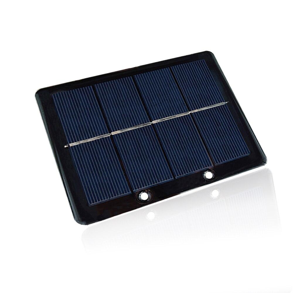 Xinpuguang 2pcs 2v 600ma 1 2w Mini Epoxy Resin Solar
