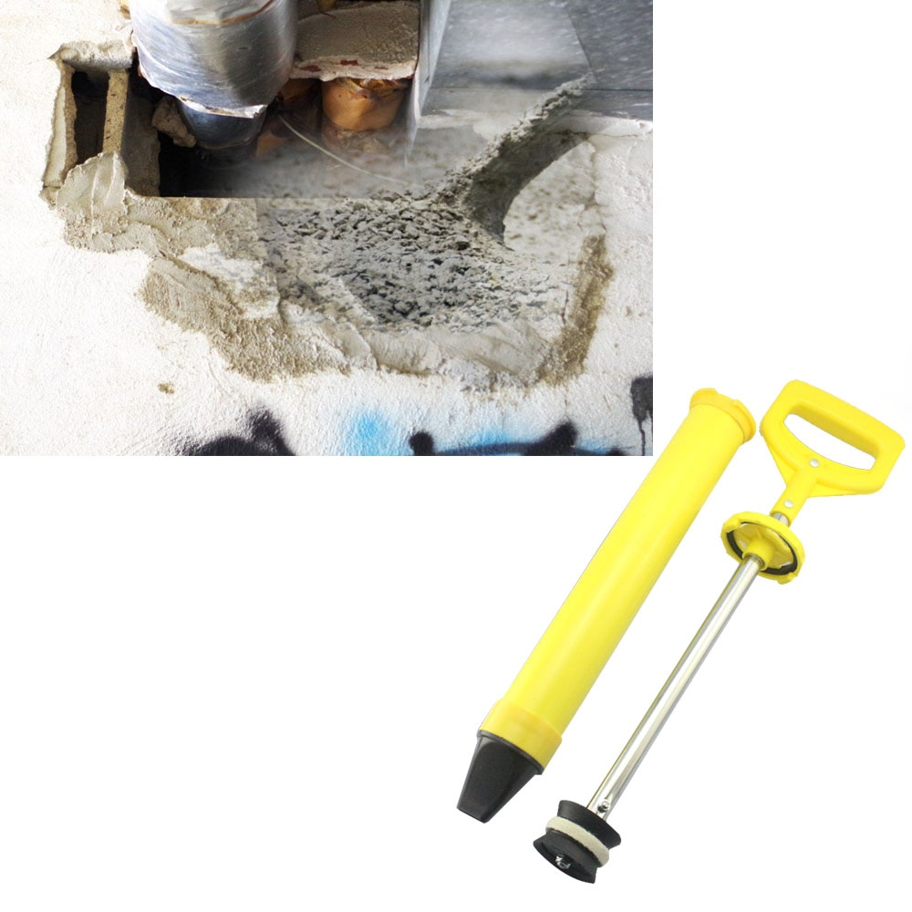 Manual Stainless Steel Paving Pointing Brick Grouting Mortar Sprayer Applicator Tool 5 Spray Nozzle For Cement Lime Caulking Gun