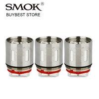 Original 3pcs Original SMOK V12 T12 Coil Core For Smok TFV12 Tank 0 12ohm Duodenary Coil