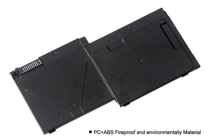 KingSener SB03XL batería del ordenador portátil para HP EliteBook 820 de 720 de 725 G1 HSTNN-LB4T HSTNN-IB4T 716726-1C1 716726-421 E7U25ET 11,25 V 46Wh - 3