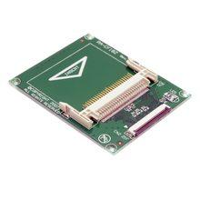 Adaptador de placa de memória compacto, cf card para 1.8