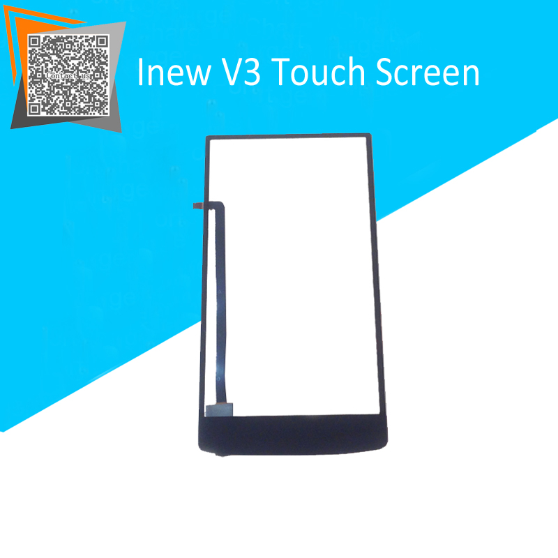 NEW Original for 5.5 Inew V8 Touch Screen Digitizer Sensors Outer Glass Replacement Parts Free Tracking