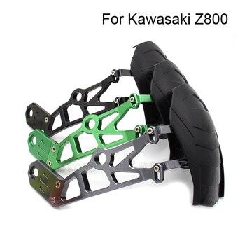 Rear Wheel Tire Fender Mudguard Block For Kawasaki Z800 Motorcycle Rear Fender