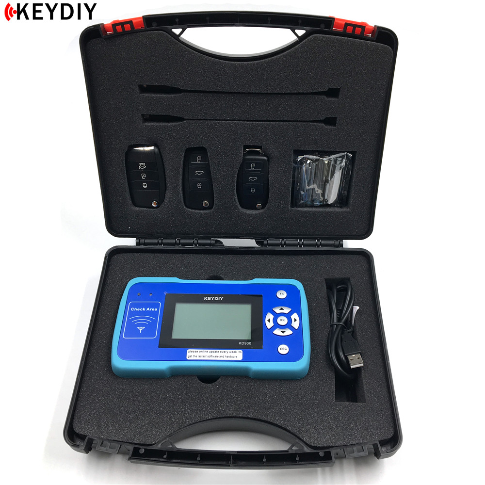 KEYDIY Newest KD900 KD X2 Remote Maker the Best Tool for Remote Control World Update Online