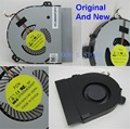 Original CPU Laptop Cooler Fan para Dell Alienware 15 R1 M15 FORCECON DFS200805000T FG23 DC 5 V 0.5A 10CFM DC28000FDF0 DP / N 09M2MV