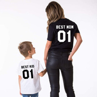 EnjoytheSpirit Funny Family Match Tshirt Parent Child Top Teee Mother And Son T Shirt Best Kid