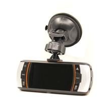 A1 Car DVR with GPS Logger Dual Camera Car Black Box DVR HD 1080P GPS Antenna 2.7 inch Screen Night vision Camera Camcorder