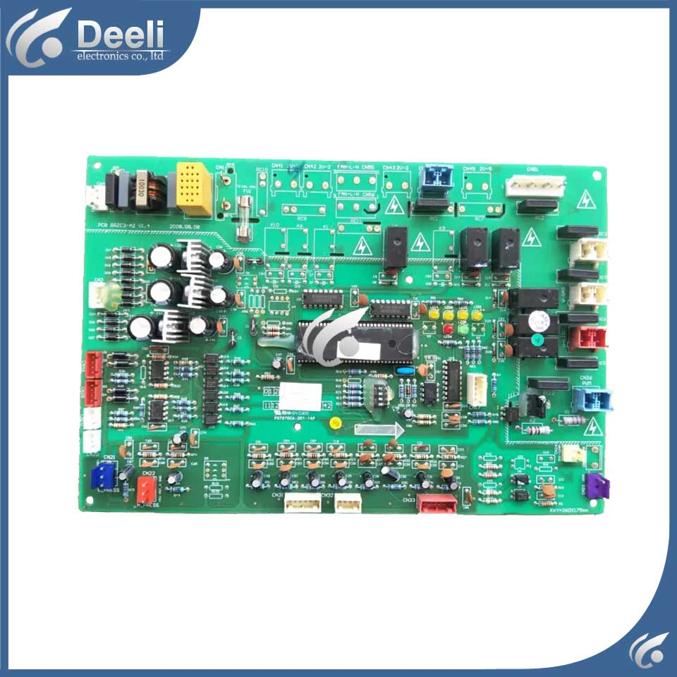 good working for air conditioning Computer board WZCA35A 30223011 circuit board used