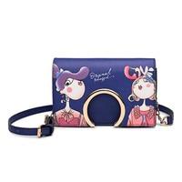 Designer Luxury Brand High Quality PU Leather Bolsas Femininas Women Bag Ladies Handbag Shoulder Bags Female