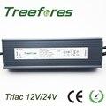 IP66 симистор 80 W 100 W 120 W 150 W 200 W 300 W 360 W Регулируемый светодиодный трансформатор переменного тока в DC 12 V 24 V Питание приглушить освещение Трансфо...