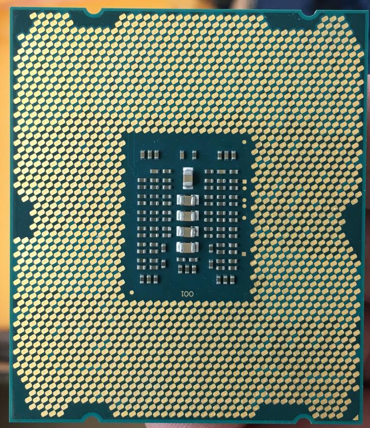 Intel Xeon Processor E5 1650 V2 E5-1650 V2 CPU LGA 2011 Server processor 100% working properly Desktop Processor E5-1650V2
