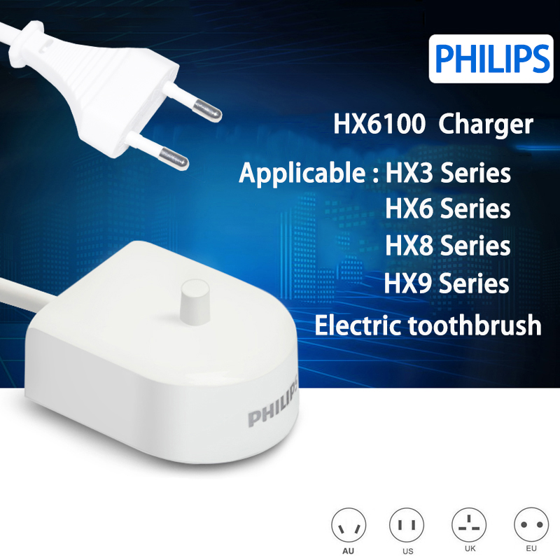 HX6100 Charger For Philips Sonicare Toothbrush HX6100 Charger fit HX6511 HX6512 HX6530 HX6710 HX6711 HX6720 HX6730 HX6732 HX6733