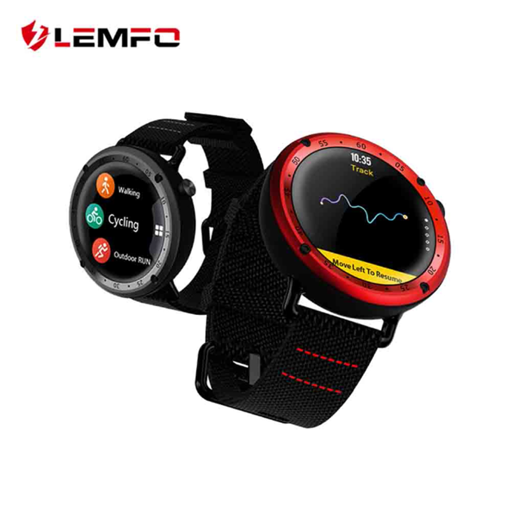 LEMFO LF22 Professional Smart Sport Watch GPS Bluetooth Heart Rate Men Digital Pedometer IP67 Waterproof Multi Sports Function