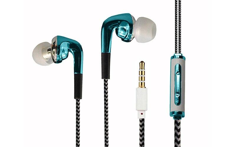 89 nuevo diseño de buena calidad Auriculares auriculares estéreo para teléfono móvil MP3 MP4 para PC