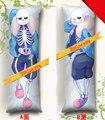 Апреле 2016 года обновление популярной игры Undertale Символов без x обыскать тело Наволочки Человеческий скелет наволочка