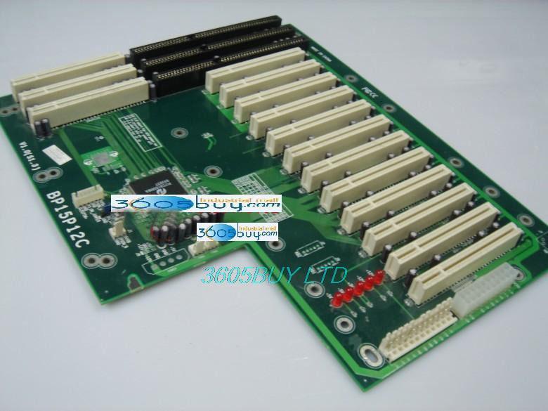 ФОТО High quality Industrial motherboard bp15p12c 12 pcs pci 3 pcs ias tank 100% tested perfect quality