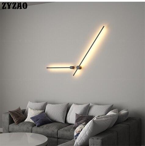 criativo moderno simples conduziu lampada