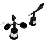 1 пара Три чашки датчик скорости ветра/направление ветра метр (RS485/232, 4 20mA/0 5 В)