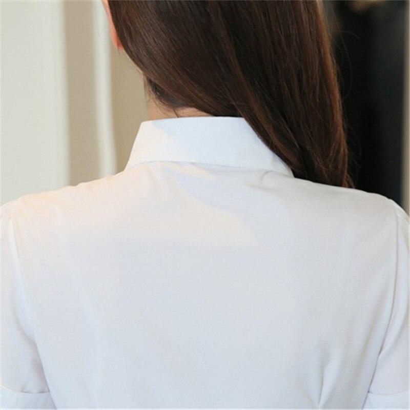 S Gran Verano Ropa De Camisa Delgado Tamaño Corta Coreana Gasa Desainer Las 2017 xxl Casual Mujeres Manga Bodycon Moda wTPqnxS1