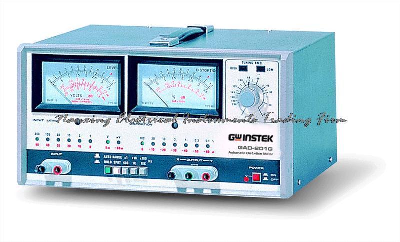Compteur de distorsion automatique Gwinstek GAD-201G à arrivée rapide