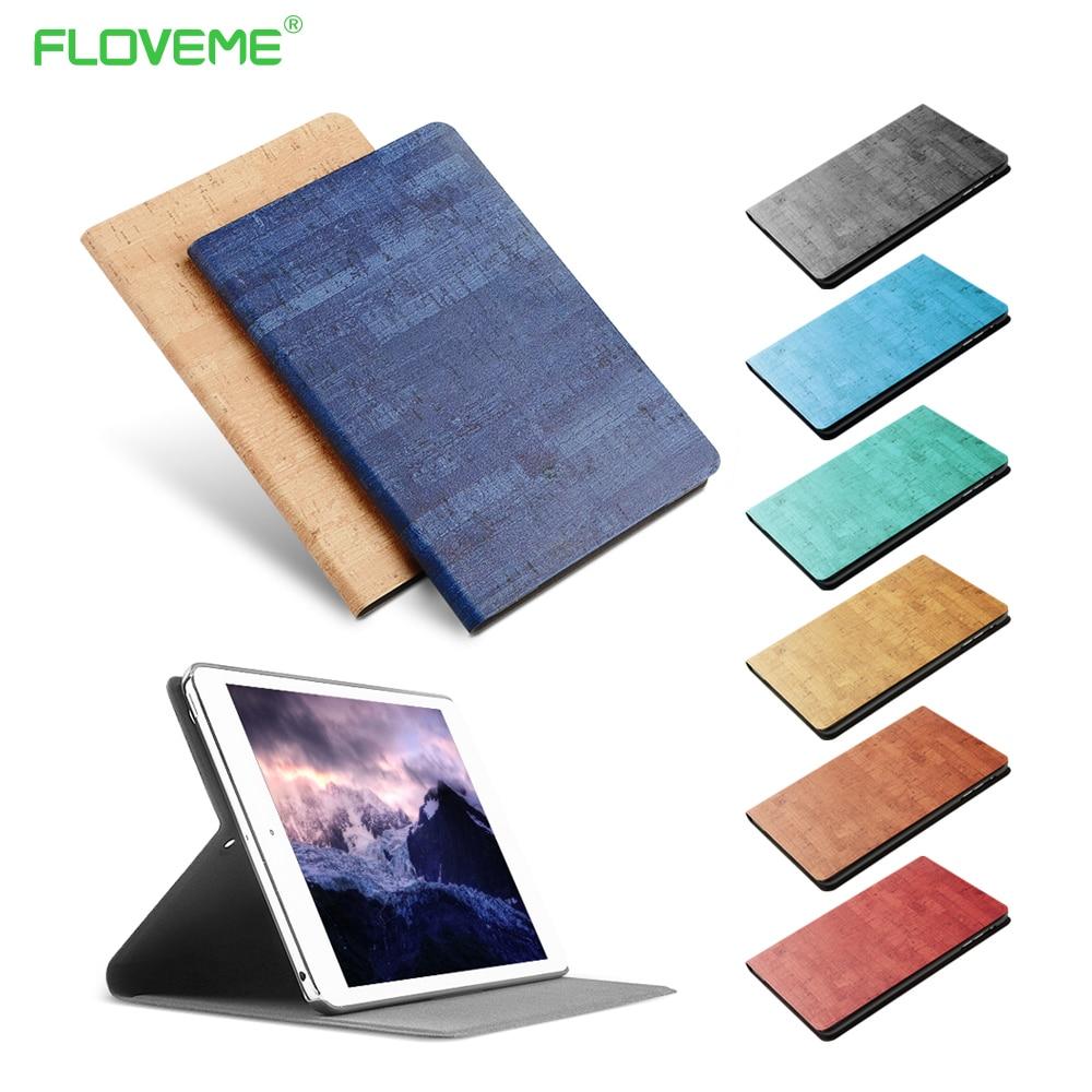 FLOVEME Case for iPad mini 1 2 3 4 Flip Cover Smart Sleep Fashion Leather High Quality Top Touch Bags for iPad MINI 2 3 4 Funda