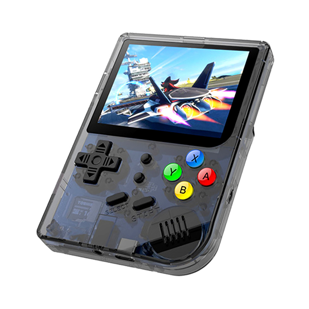 Mini Retro Game Console 300 RG300 Vintage Portable HD Video Game Player Game Handheld Gamepad 3inch Screen 16G Internal