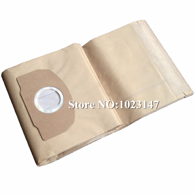 4 pieces/lot Vacuum Cleaner Paper Dust Bags Filter Bag replacement For Karcher WD5200 WD 5.000-5.999,WD 4.000-4.999 цена 2017