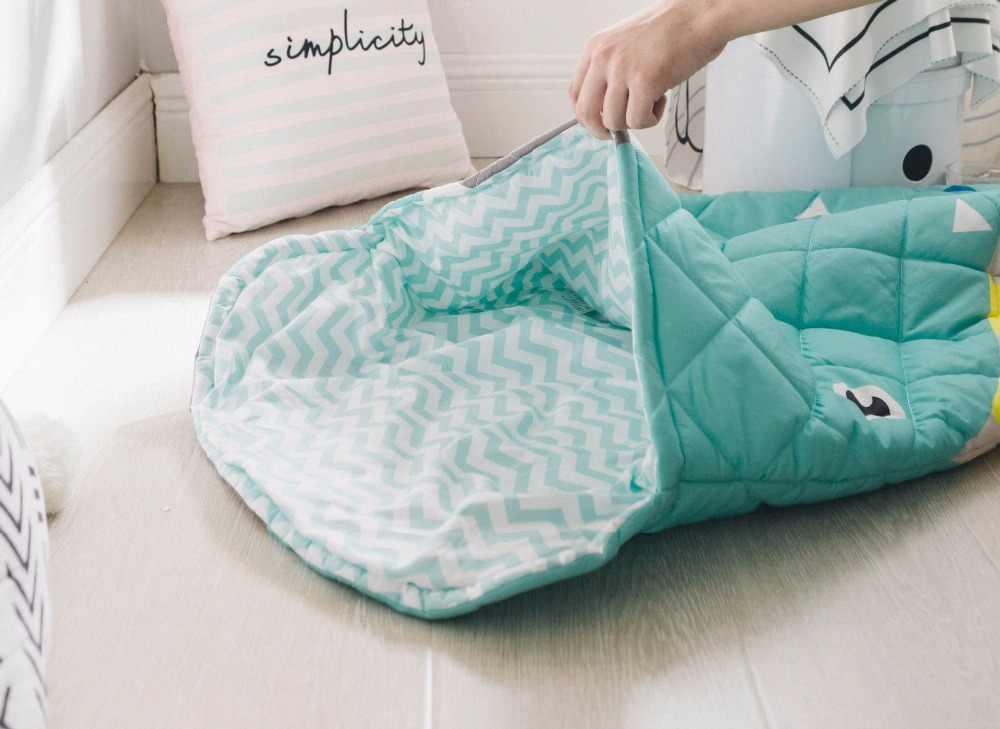 2019 весенний хлопковый спальный мешок для малышей высокого качества, спальный конверт для малышей