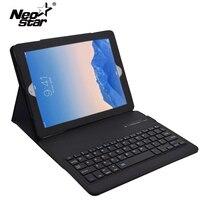 Bluetooth Keyboard Leather Case For Ipad 2 3 4 Smart Case For Apple IPad 2 IPad