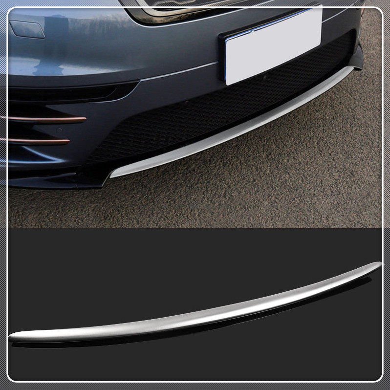 High Equiped For Land Rover Range Rover Velar 2017 2018 Stainless Steel Matte Car front rear bumper cover trim Decorative Strip коврики в салон land rover range rover evoque 2011