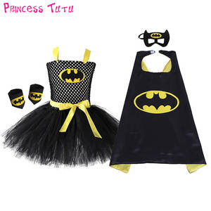 a9dad7950a09 princess tutu Black Tutu Dress Baby Girls Halloween Costume