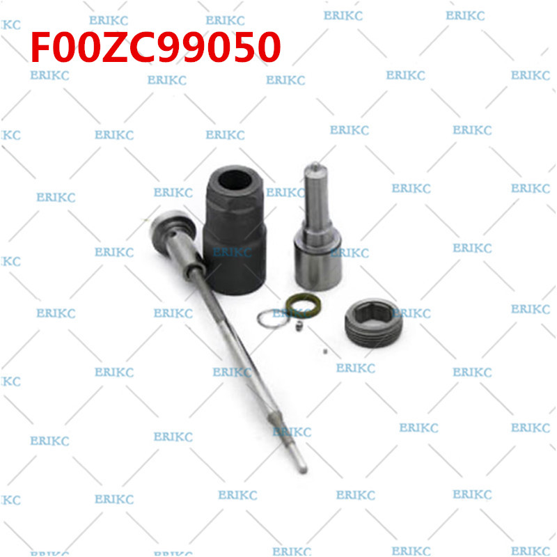 Erikc Foozc99050 Fuel Pump Injection Repair Kits F 00z C99 050 Injector Overhaul Kit F00zc99050 for 0445110276 Fiat Opel Suzuki