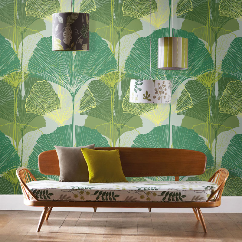 Tuya art wallpaper leaf good quality green photo mural on the wall wallpapers for office living room meeting room leaves mural pure green mountain art wallpaper mural on the wall for kid s room wallpaper nursery room wall decor free shipping