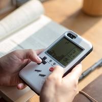 Ninetendo Retro Game Boy Tetris Phone Case For IPhone 6 6s 7 8 6 Plus 6s