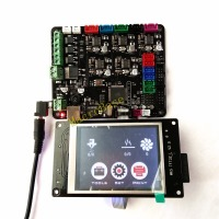 3d Printer Kit Motherboard With TFT32 Touch Screen All In One Controller Starter Kits Imprimante 3d