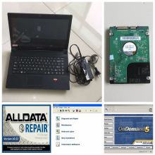 2017 alldata and mitchell software V10.53 alldata repair software+mitchell 2015 in 1TB HDD Installed Well in 2GB M495 Laptop