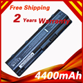 Bateria do portátil para hp presario cq32 cq42 cq43 cq56 cq57 cq62 cq72 pavilhão G6 G7 G32 G42 G56 G62 G72 MU06 DV4-4000 DM4 DM4T