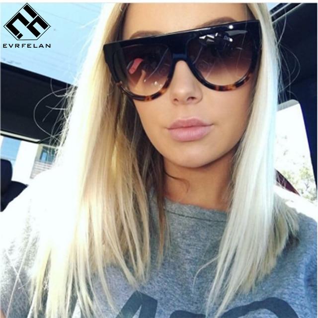 Marca de Moda óculos de Sol feminina Marca de Óculos Mulheres oculos de sol  masculino Unisex 24ba3f3415