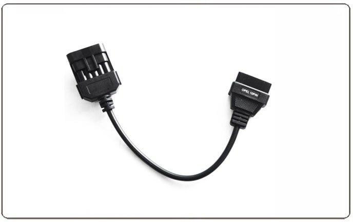 8 Car Cables For autocom CDP ds150e Scanner