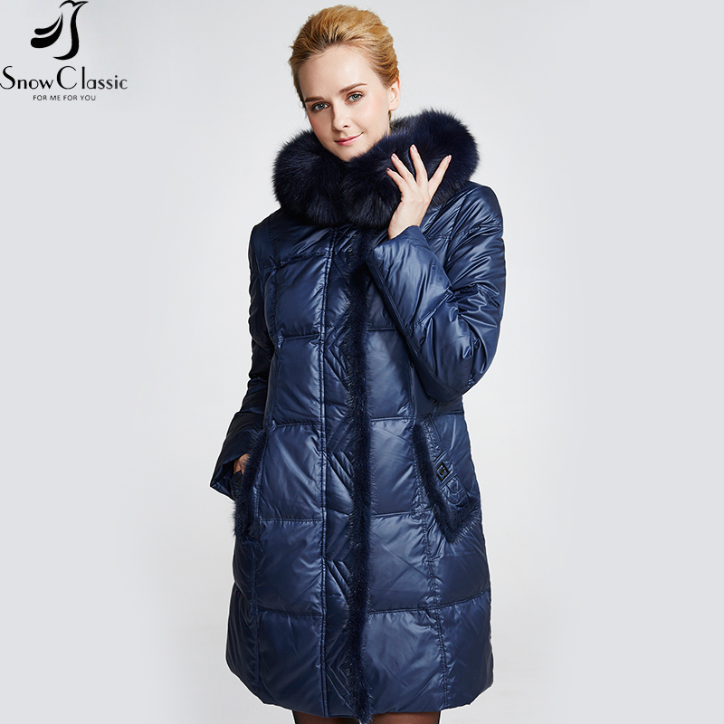 Aliexpress.com : Buy SnowClassic Parka Women Winter Down ...