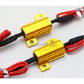 Motorcycle Accessories 25W 6.8OHM 12V Load Resistor LED Turn Signal Indicator Light Flash Controller