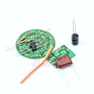 Image 2 - 1 Set Energy Saving 38 LEDs Lamps DIY Kits Electronic Suite New
